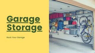 Garage storage Rack Your Garage