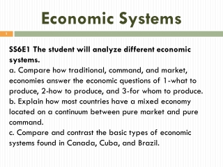 Institutional economics 5 North