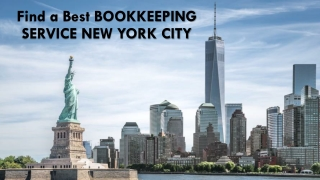 Find a Best BOOKKEEPING SERVICE NEW YORK CITY
