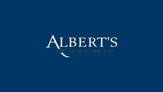 Buy Luxurious Engagement Rings At  Albert's Diamond Jewelers