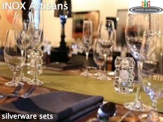 silverware sets