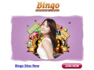 Bingo Sites New - Find here new bingo sites UK 2020