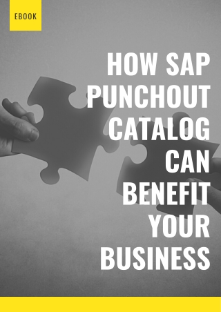 How SAP Punchout Catalog can benefit your Business