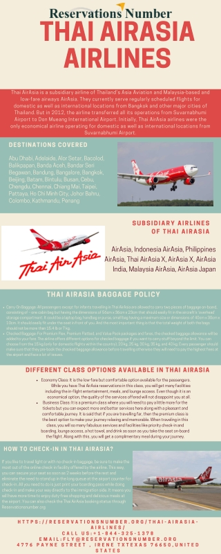 Book Your Flights with Thai AirAsia and Save 30%
