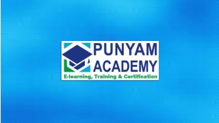 Total Outline on Punyam Academy's ISO 39001 Lead Auditor Training