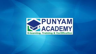 What Punyam Academy's ISO 22301 Lead Auditor Training Course Consider?