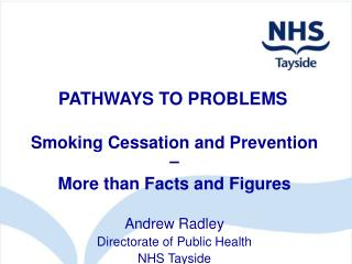 PATHWAYS TO PROBLEMS