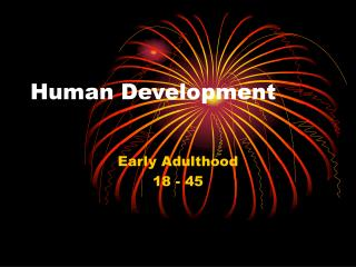 Human Development