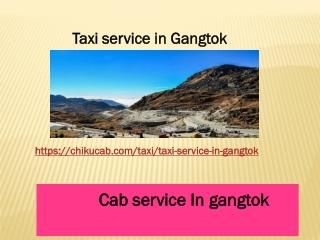 Hire Best  Cab Service In Gangtok| Chiku Cab Service In Gangtok